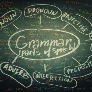 English Grammar Webinar